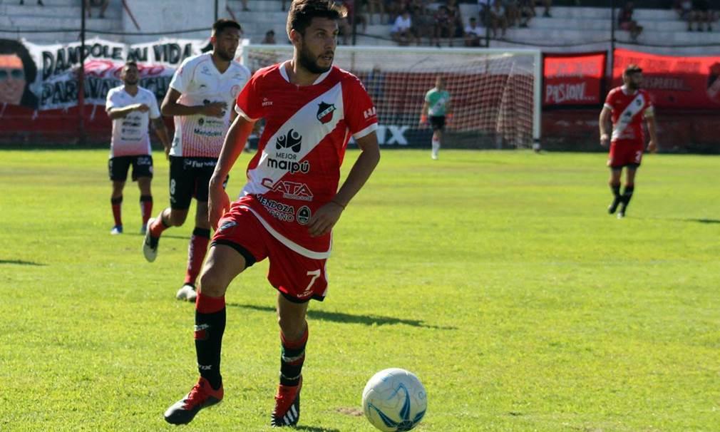 Foto: Prensa Deportivo Maipú.