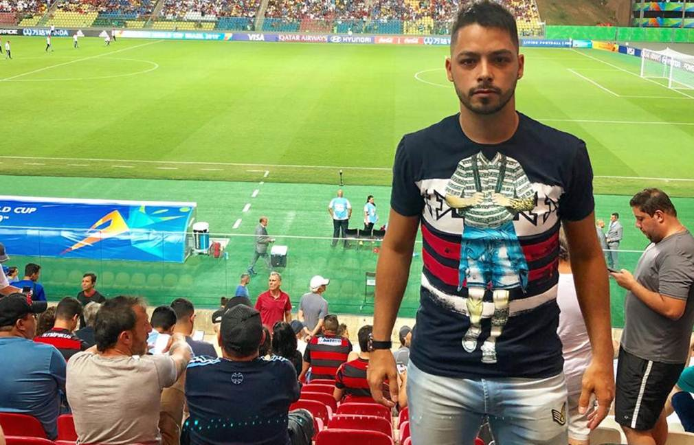 Horacio Molli, integrante de la Subcomisión de Fútbol Profesional de Maipú.